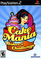 Cake Mania - Baker's Challenge (PLAYSTATION2)