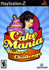 Cake Mania - Baker's Challenge (PLAYSTATION2) PLAYSTATION2 Game