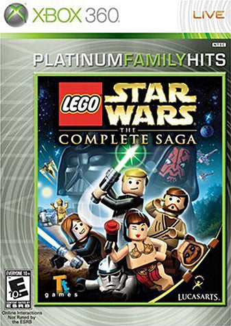 LEGO Star Wars - The Complete Saga (XBOX360) XBOX360 Game