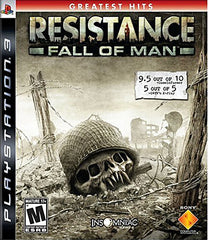 Resistance - Fall Of Man (PLAYSTATION3)