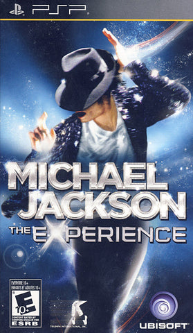 Michael Jackson - The Experience (PSP) PSP Game