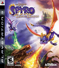 Legend of Spyro - Dawn of the Dragon (PLAYSTATION3)