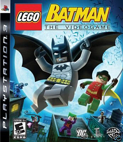 LEGO Batman (PLAYSTATION3) PLAYSTATION3 Game