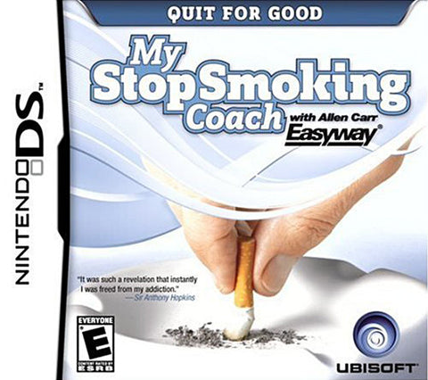 My Stop Smoking Coach (DS) DS Game