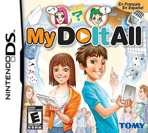 My DoItAll (Bilingual Cover) (DS) DS Game