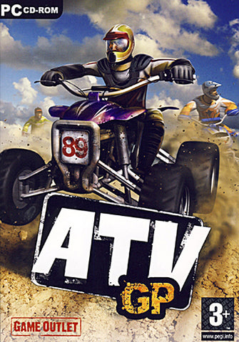 ATV GP (PC-CD) (PC) PC Game