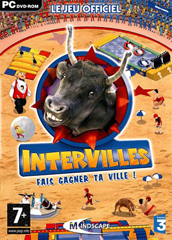 Intervilles - Fais Gagner Ta Ville! (French Version Only) (PC) PC Game