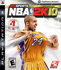 NBA 2K10 (PLAYSTATION3)