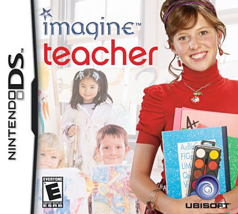 Imagine - Teacher (DS) DS Game
