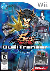 Yu-Gi-Oh! 5D s Duel Transer (Trilingual Cover) (NINTENDO WII)