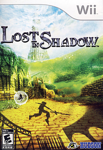 Lost in Shadow (NINTENDO WII) NINTENDO WII Game