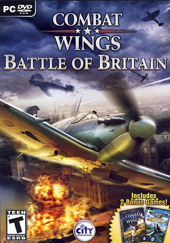 Combat Wings - Battle of Britain (PC) PC Game