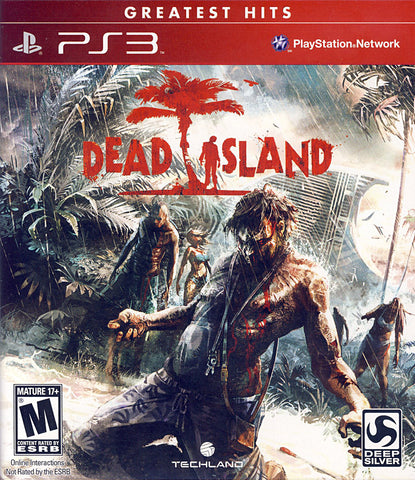 Dead Island (PLAYSTATION3) PLAYSTATION3 Game