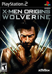 X-Men Origins - Wolverine (PLAYSTATION2)