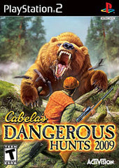 Cabela's Dangerous Hunts 2009 (PLAYSTATION2)