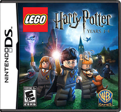 LEGO Harry Potter - Years 1-4 (DS)