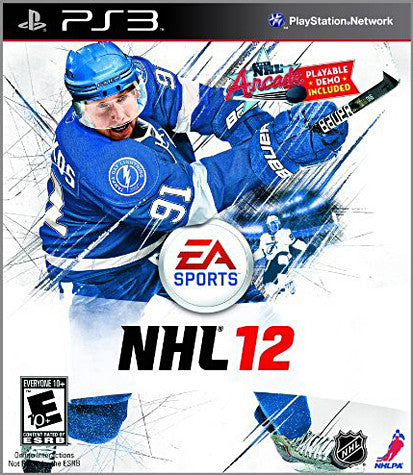 NHL 12 (PLAYSTATION3) PLAYSTATION3 Game