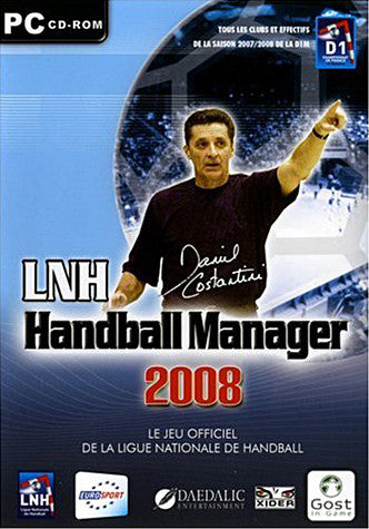 LNH Handball Manager 2008 (PC) PC Game