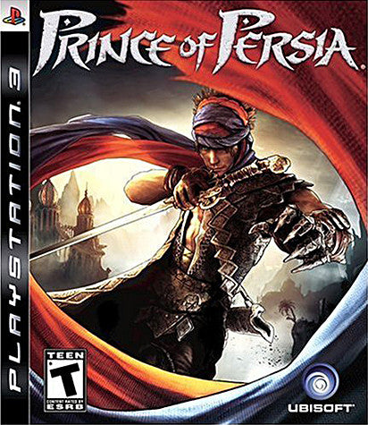 Prince of Persia (PLAYSTATION3) PLAYSTATION3 Game