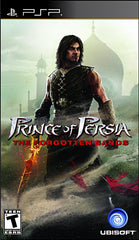 Prince of Persia - The Forgotten Sands (PSP)