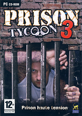 Prison Tycoon 3 (French Version Only) (PC) PC Game