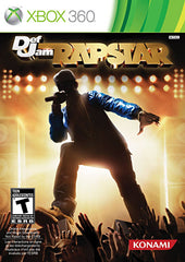 Def Jam Rapstar (Game Only) (Bilingual Cover) (XBOX360)