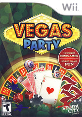 Vegas Party (NINTENDO WII)