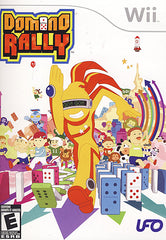 Domino Rally (Bilingual Cover) (NINTENDO WII)