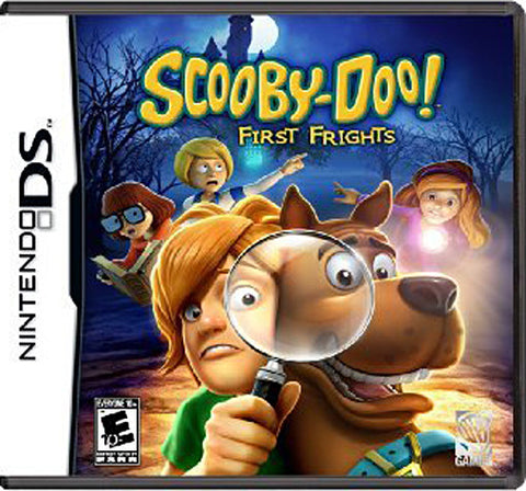 Scooby Doo - First Frights (DS) DS Game