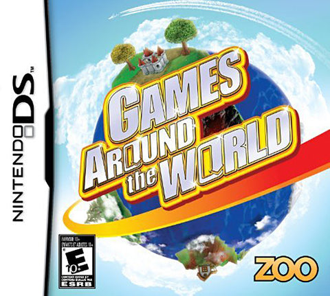 Games Around The World (Bilingual Cover) (DS) DS Game