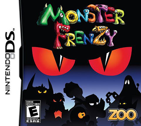 Monster Frenzy (Bilingual Cover) (DS) DS Game