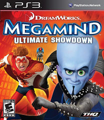 Megamind - Ultimate Showdown (PLAYSTATION3)