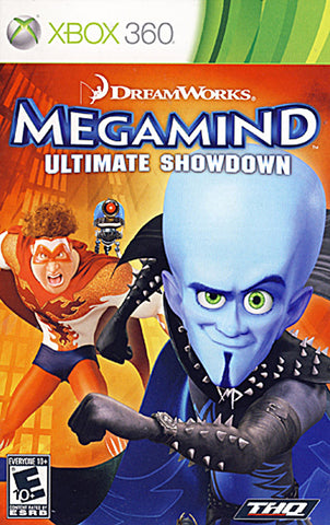 Megamind - Ultimate Showdown (XBOX360) XBOX360 Game