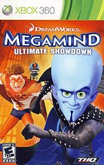 Megamind - Ultimate Showdown (XBOX360) (USED)