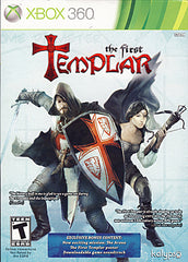 The First Templar (Exclusive Bonus Content) (XBOX360)