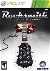 Rocksmith (Includes Real Tone Cable) (XBOX360)