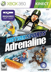MotionSports Adrenaline (kinect) (XBOX360)