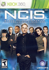 NCIS (Bilingual Cover) (XBOX360)