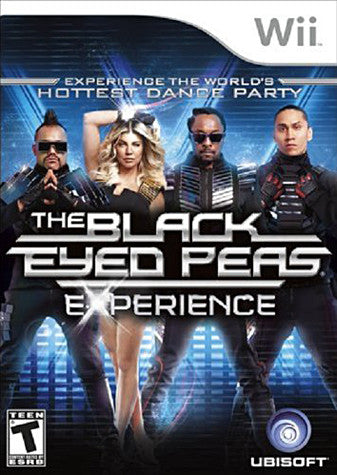 The Black Eyed Peas Experience (NINTENDO WII) NINTENDO WII Game
