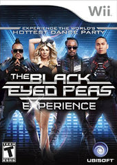 The Black Eyed Peas Experience (NINTENDO WII)