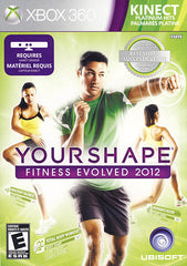 Your Shape Fitness Evolved 2012 (Kinect) (Bilingual Cover) (XBOX360)
