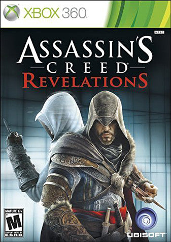 Assassin s Creed - Revelations (Bilingual Cover) (XBOX360) XBOX360 Game