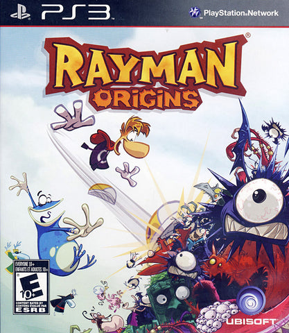 Rayman - Origins (Bilingual Cover) (PLAYSTATION3) PLAYSTATION3 Game