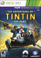 The Adventures Of Tintin - The Game (XBOX360)