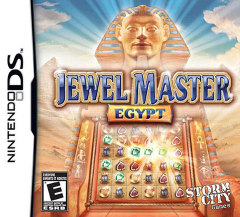 Jewel Master - Egypt (DS) DS Game