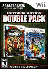 Remington Great America Bird Hunt / Shimano Xtreme Fishing (Dual Pack) (NINTENDO WII)