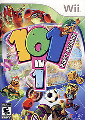 101-in-1 Party Megamix (Trilingual Cover) (NINTENDO WII)