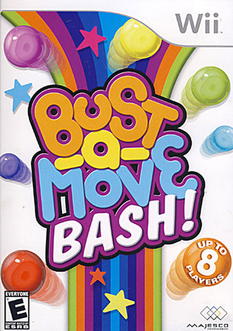 Bust-A-Move Bash! (NINTENDO WII) NINTENDO WII Game