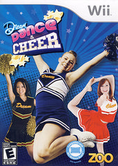Dream Dance And Cheer (NINTENDO WII)