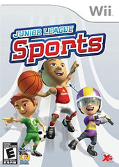 Junior League Sports (NINTENDO WII)